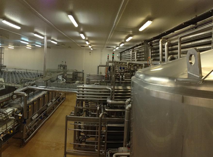 zakład produkcji serów w Bielsku Podlaskim
