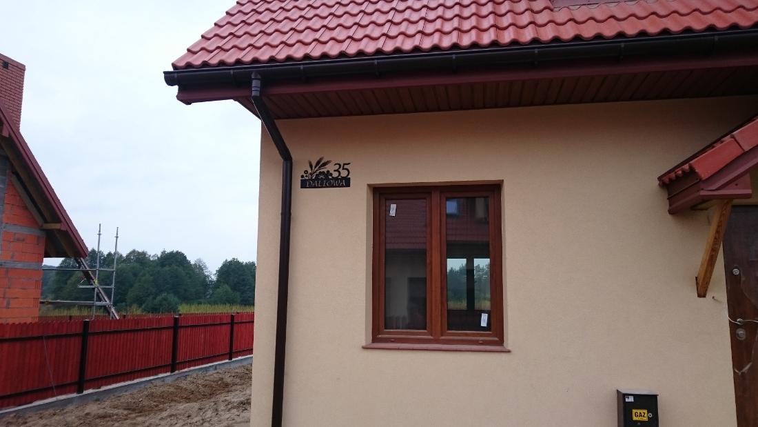 osiedle domów jednorodzinnych w Nowodworcach, etap I