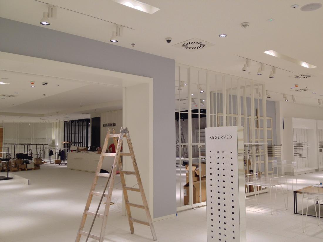 Salon Reserved, Galeria Atrium Biała w Białymstoku