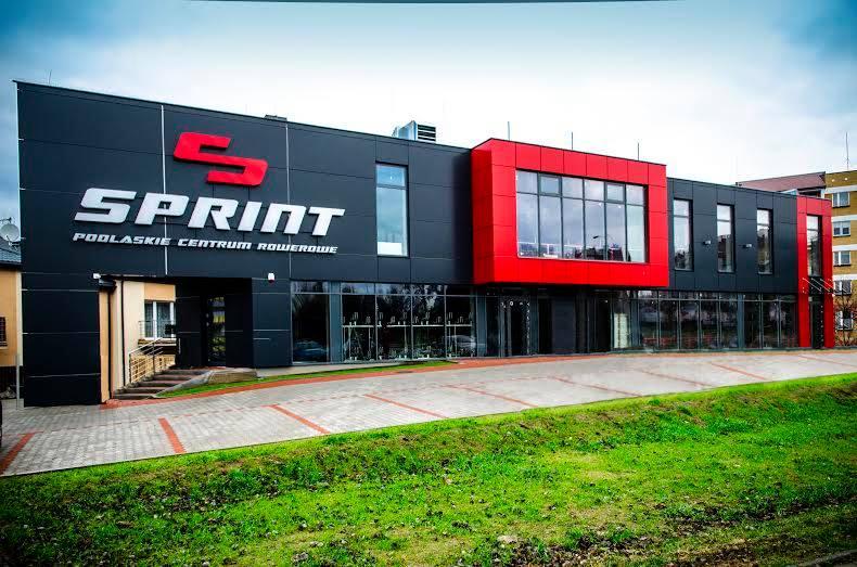"""Sklep rowerowy """"Sprint"""" w Białymstoku"""