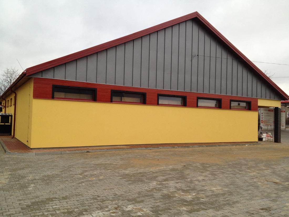 budynek handlowo-usługowy w Zabłudowie
