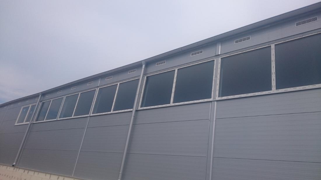 Budynek produkcyjno-magazynowy w Białymstoku