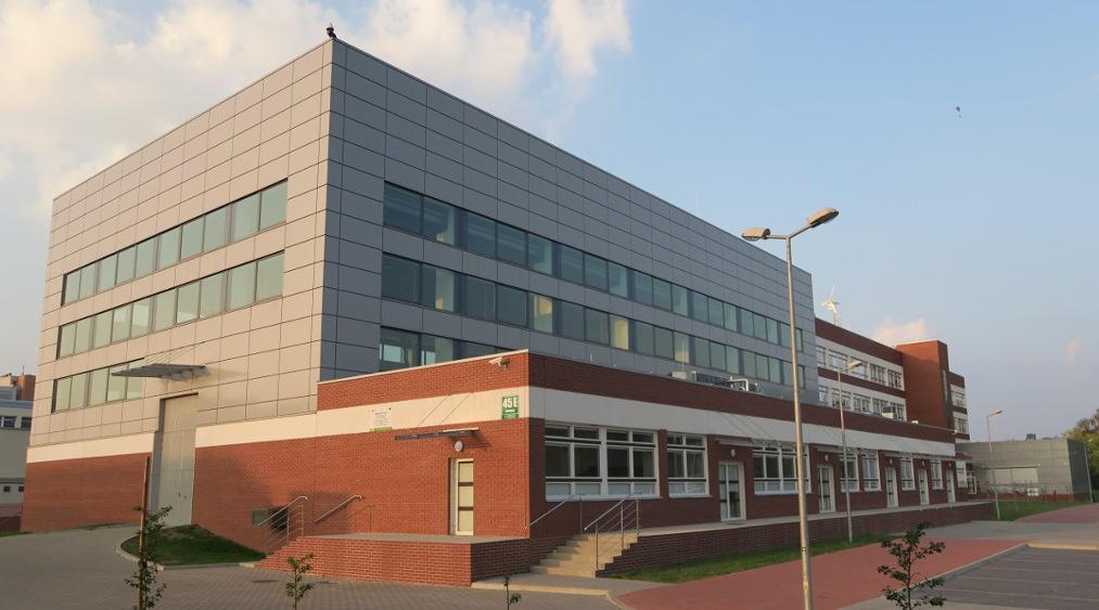 Budynek INNO-EKO-TECH PB w Białymstoku