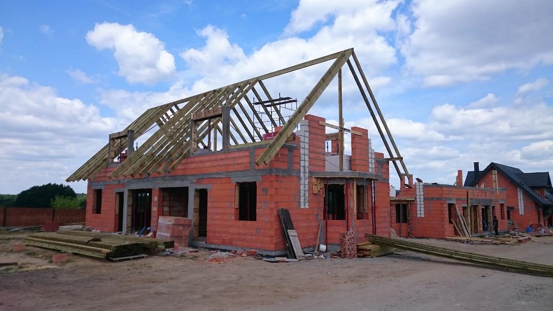 osiedle domów jednorodzinnych w Olmontach