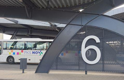 prace budowlane na inwestycji PKS NOVA w Białymstoku postępują