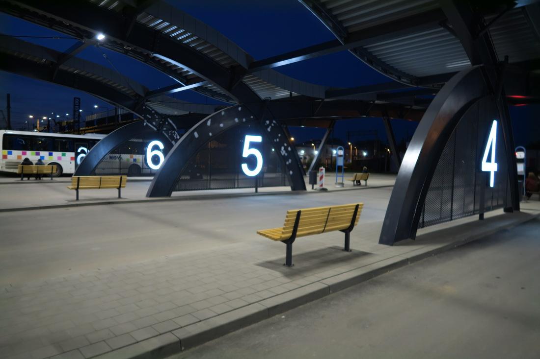 Dworzec PKS i Budynek SOA w Białymstoku