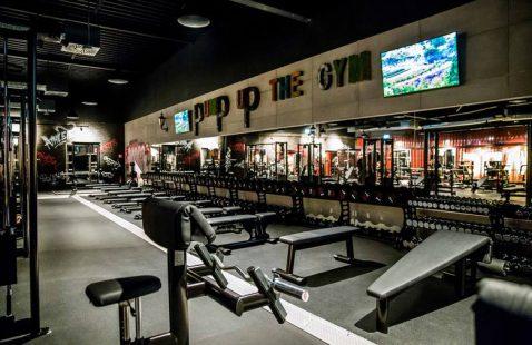 studio fitness międzynarodowej sieci McFit otwarte w Białymstoku