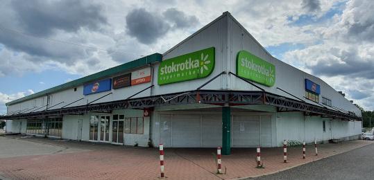 Przebudowa pawilonu handlowo-usługowego w Białymstoku dla ogólnopolskiej sieci handlowej